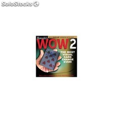 Wow 2.0 (version boca arriba y dvd) por masuda