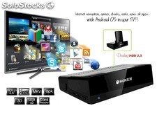 Woxter Android TV500 reproductor multimedia Android 4.0