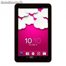 Woxter - QX 120 8GB Negro, Rosa tablet