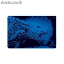Woxter Stinger Mouse Pad 2 Negro, Azul