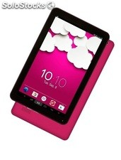 "Woxter - tablet 10.1"" QX120 rosa 1GB 8GB qc bt"