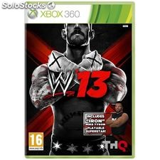 WWE 13: Limited Mike Tyson Edition Xbox 360