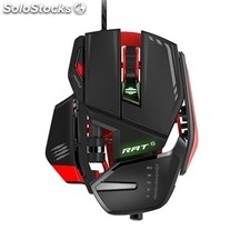 x mad catz RAT6 laser gaming mousese·