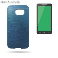X-One Carcasa Aluminio iPhone 6 Plus Azul