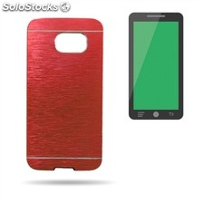 X-One Carcasa Aluminio iPhone 6 Rojo