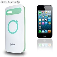 X-One Carcasa i-Glow iPhone 5 / SE Blanco