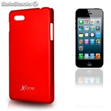 X-One Carcasa iPhone 5 / SE Rojo
