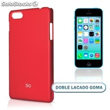 X-One Carcasa iPhone 5C Rojo