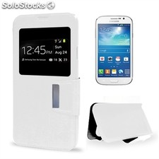 X-One Funda Libro Samsung Grand Neo Blanco