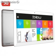 X103X 16GB 3G plata, color blanco tablet