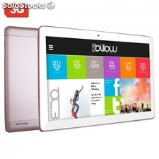X103X 16GB 3G rosa, color blanco tablet