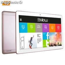 X104P 16GB 3G 4G rosa, color blanco tablet