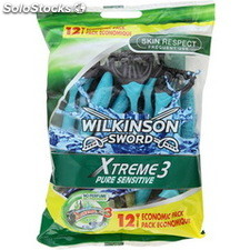 X12 xtreme 3 pure sensitive wilkinson