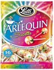 X16 sucettes arlequin lutti