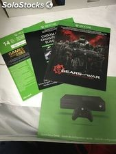 Xbox one 500GB, Gears of War Ultimate Edition