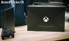 Xbox One X Project Scorpio 1TB Limited Edition Console