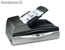 Xerox documate 3640 flatbed with adf scanner, duplex a4, 40ppm/80ipm, 80 sheet