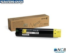 Xerox Toner Cartridge High Capacity 1 X amarillo