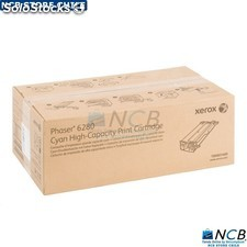 Xerox Toner Cartridge High Capacity 1 X Cyan 5900 Pa