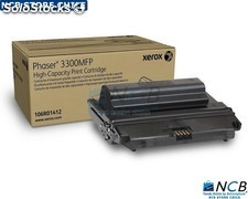 Xerox Toner Cartridge High Capacity 1 X negro 8000 P