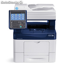 Xerox workcentre 6655i 2400 x 600dpi laser a4 35ppm azul, color blanco