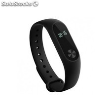 "Xiaomi - Mi Band 2 Wristband activity tracker 0.42"""" OLED Inalámbrico IP67 Negro"