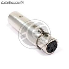 XLR3 XLR5 Adapter Female to Male (AY10)