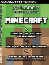 Xploder special edition for minecraf/PS3