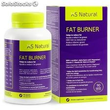 Xs natural fat burner pills - cápsulas quemagrasas - xs natural - 8437012718777
