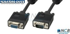 Xtech Cable Vga Macho Vga Hembra 1.8 Met. Monitor/Tv
