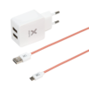 Xtorm Micro Usb Cable + Ac Adapter (Cx003)
