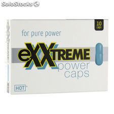 Xxtreme power caps for pure power for men 10 caps