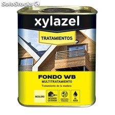 Xylazel Fondo WB Multitratamiento 750 mL