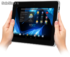 Yooz MyPad 750 hd Black 8gb, Wifi