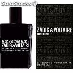 Zadig & voltaire this is him! edt 30 ml