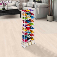 Zapatero 30 Pares Shoe Rack Anunciado tv - we houseware