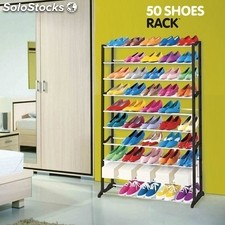 Zapatero 50 pares de zapatos Shoes Rack