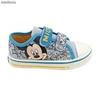Zapatilla Lona Mickey Mouse