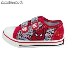 Zapatilla Lona Spiderman Go! 11987 PPT02-11987