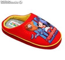 Zapatilla Mickey Mouse