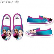 Zapatillas Bambas Frozen Disney 8Und.T.26-27-28-29-30-31-32-33