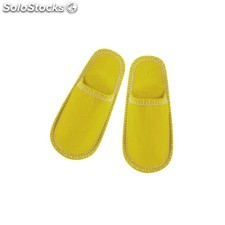 Zapatillas cholits amarillo Talla muj