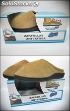 Zapatillas confortables de gel