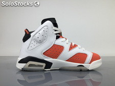 Zapatillas de baloncestos Air Jordan 6 Gatorade