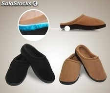 zapatillas de gel relax gel slippers