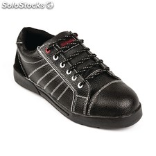 Zapatillas de seguridad slipbuster icon negros 36
