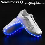 Zapatillas deportivas con led glowflow
