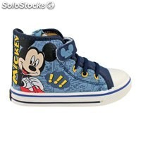 Zapatillas lona mickey disney