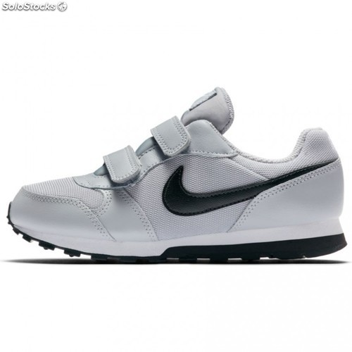 Zapatillas Nike Md Runner 2 (ps) Gris Baby