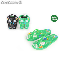 Zapatillas playa niños dolls verde - aquapro - BY02049960752_DESKIT